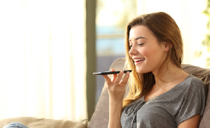 Voice searches increase to 33%